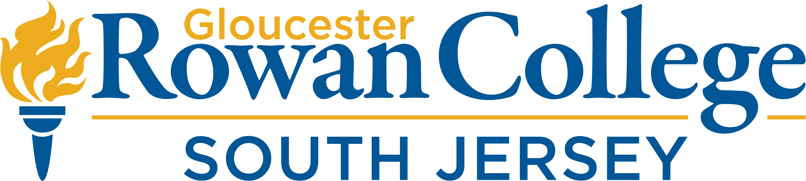 Image result for rowan college at gloucester county logo